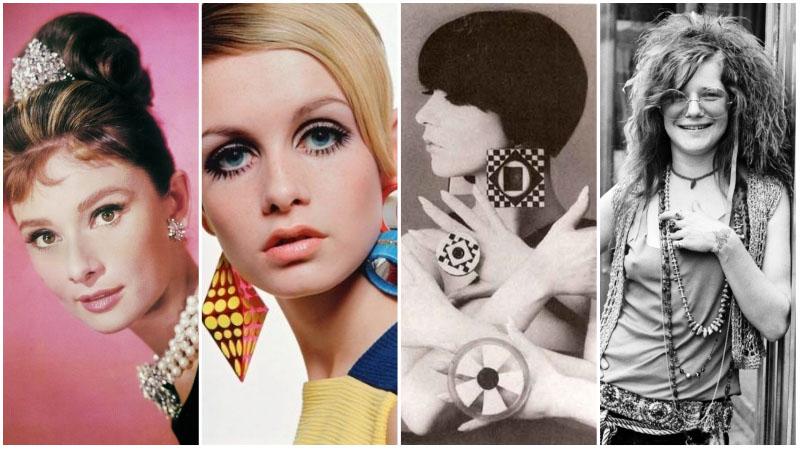 Ювелирные изделия 1960-х