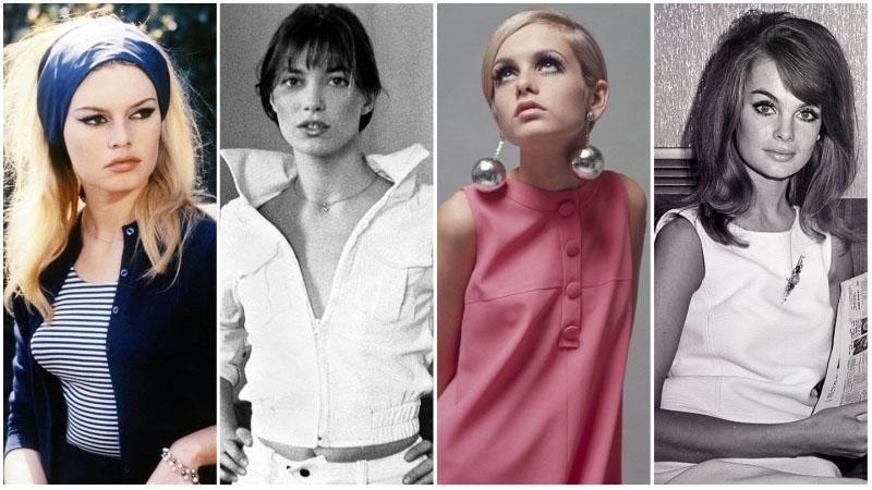 Иконы моды 1960-х годов