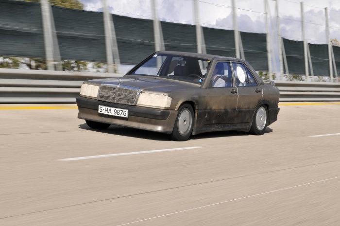 Mercedes 190E 2.3-16 w201