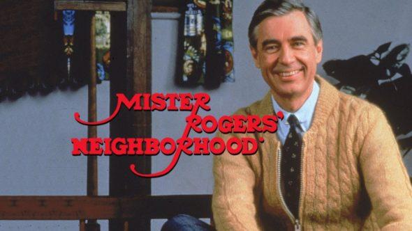 Заставка к шоу Mr. Rogers.