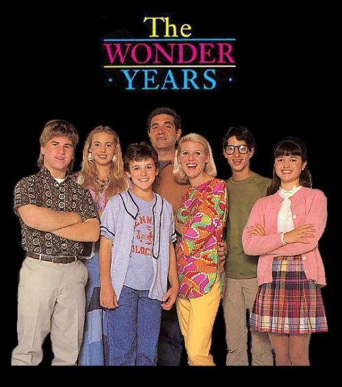 Обложка твшоу The Wonder Years