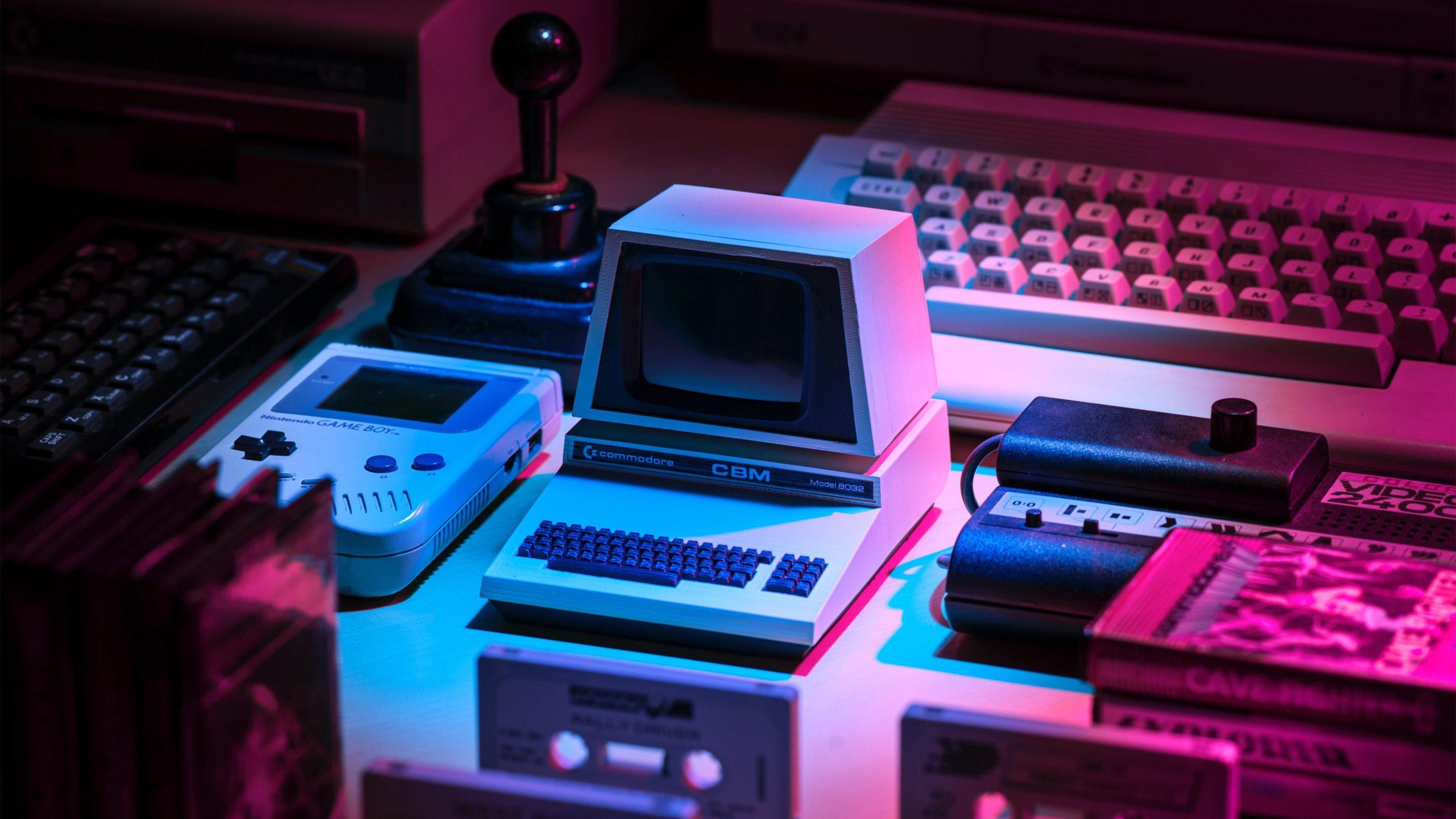 видео игры 1980-х