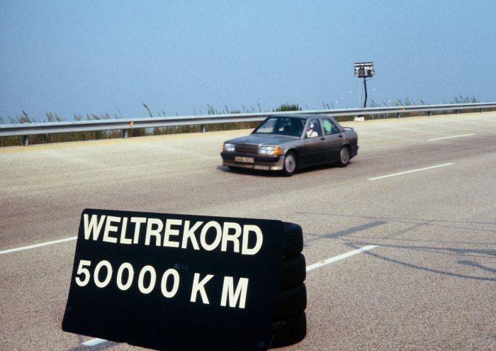 Mercedes 190E 2.3-16 w201 50000 км