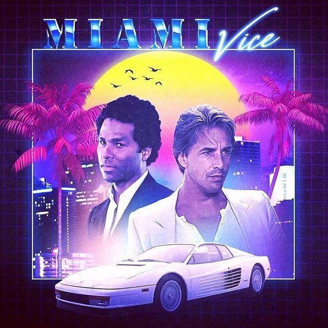Полиция Показ сериала Майами: Отдел нравов