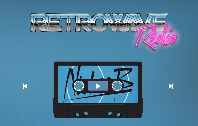 ретровейв радио