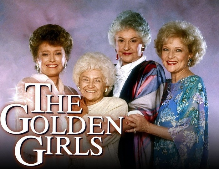 Актрисы телешоу The Golden Girls