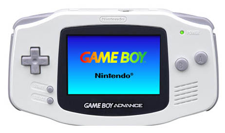 Game Boy Advance 2001 года выпуска