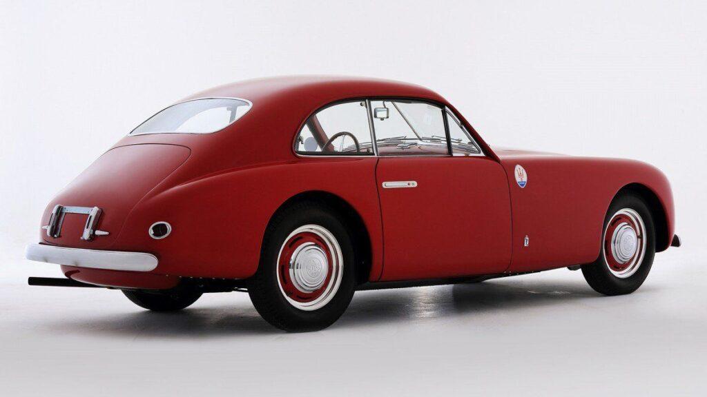 1947 Maserati A6 1500 Pininfarina