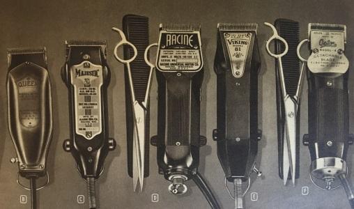 электрические машинки 40-х годов