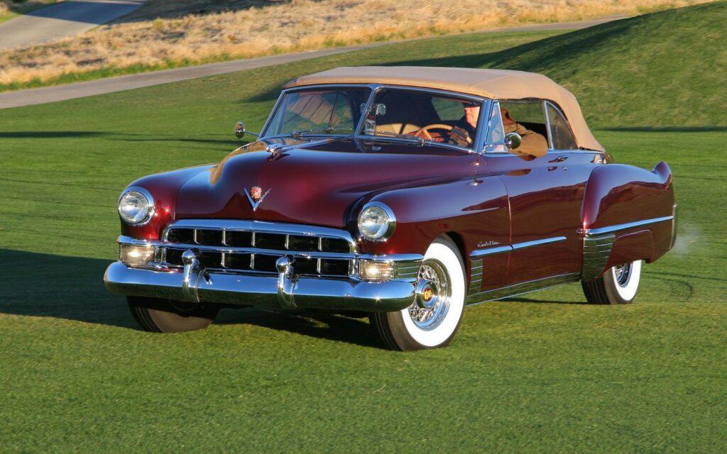 1949 Cadillac Series 62 Convertible/Coupe