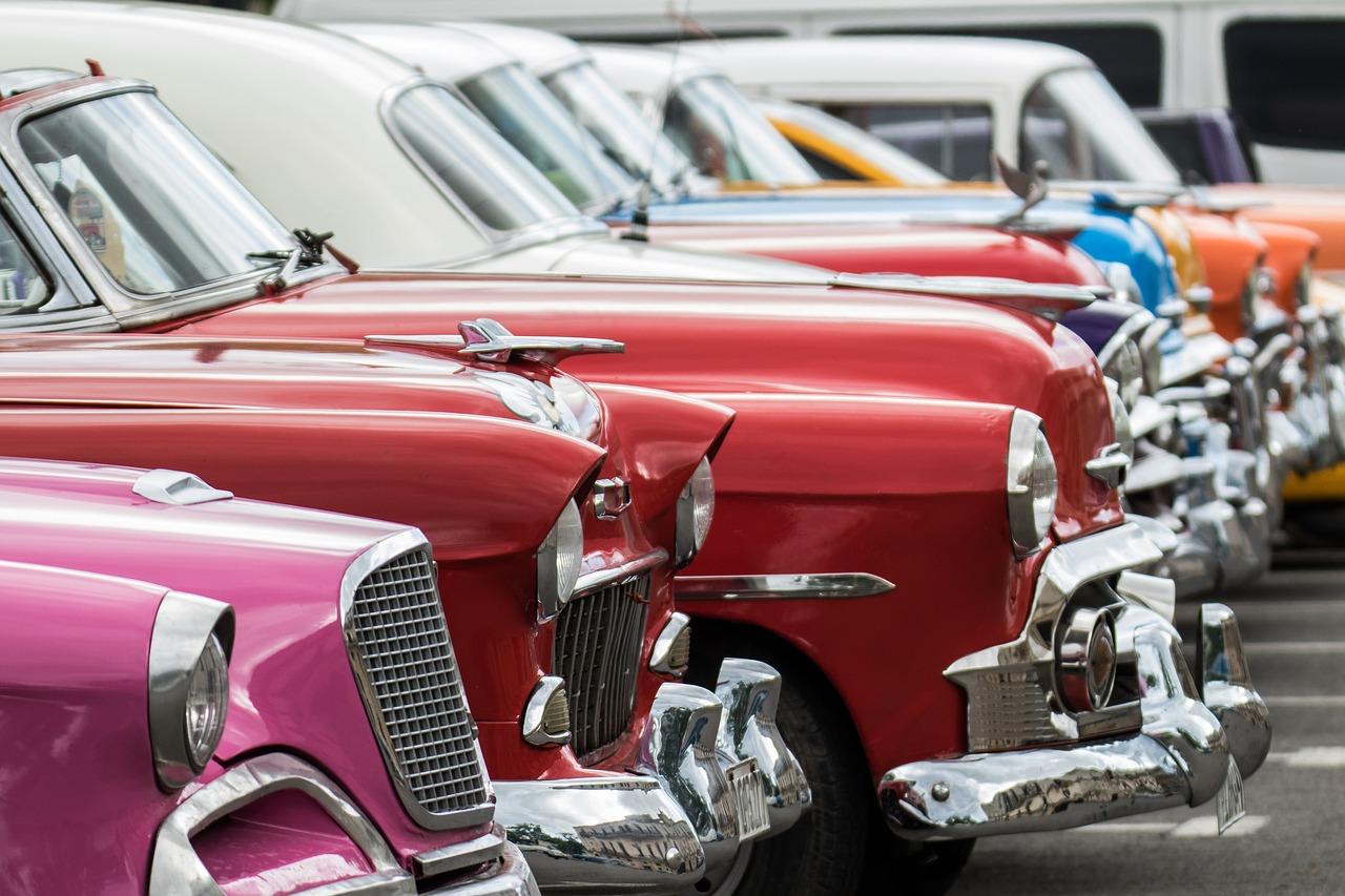 автомобили 40-х годов