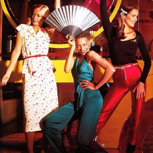 Диско мода 70-х