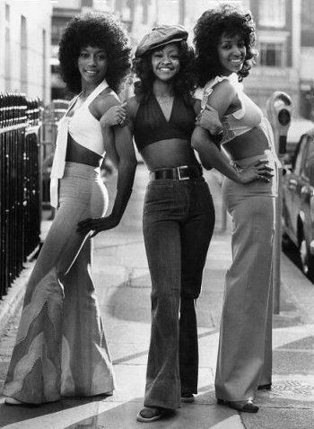 Уличная мода 1970-х, стиль диско