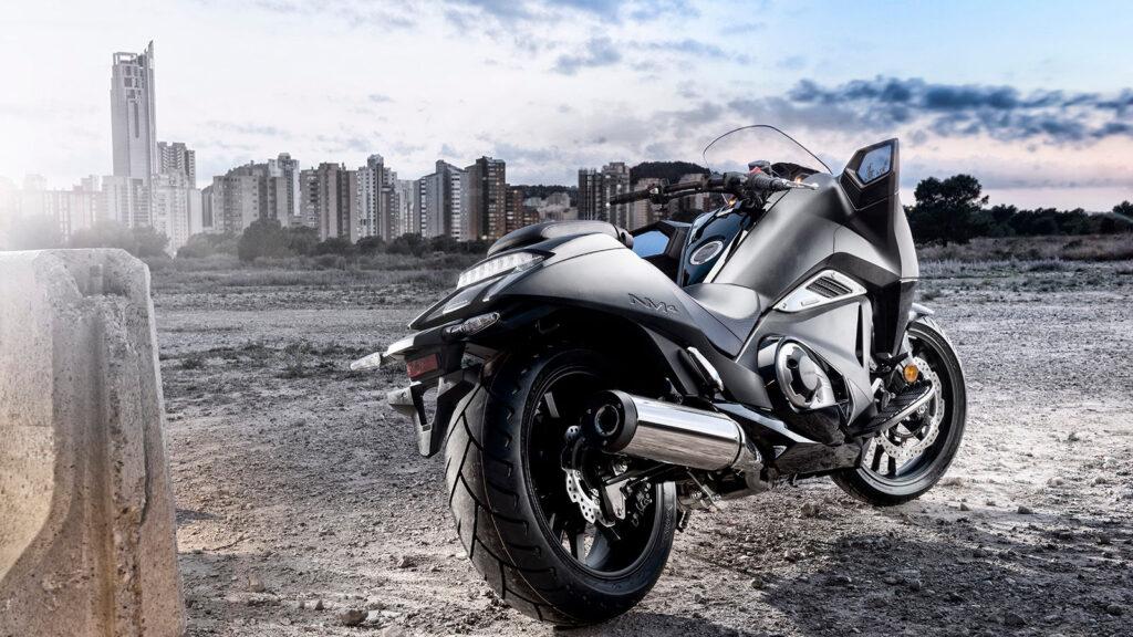 Аналог мотоцикла из Акира