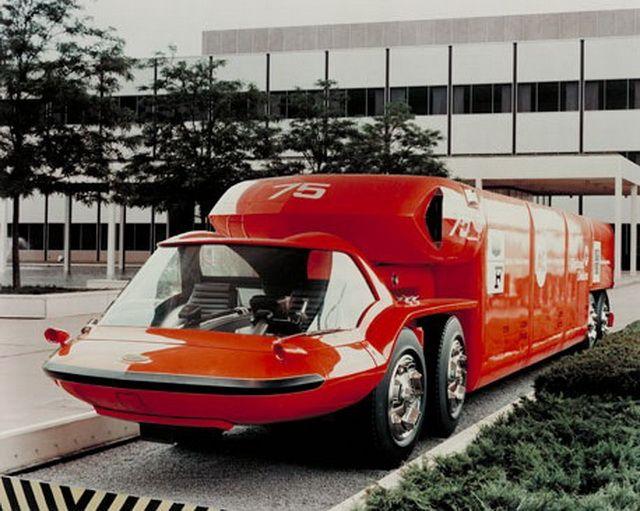 Концепт General Motors Bison