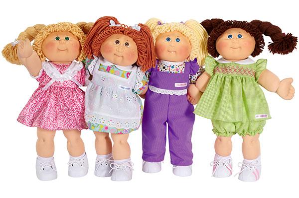 куклы из капусты