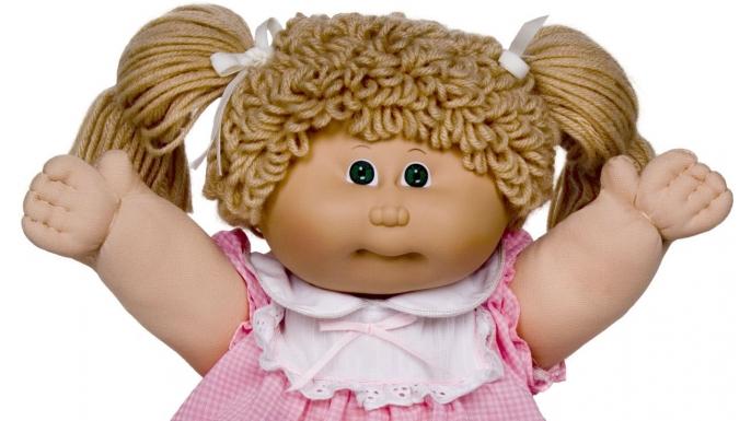 куклы из капусты 80-е