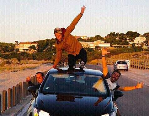 Автомобильный серфинг