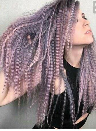 завивка волос 80-х