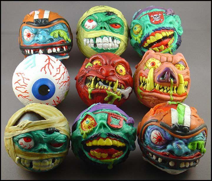 монстр-шары