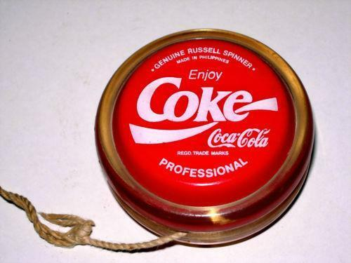 йо-йо кока-кола родом из 80-х